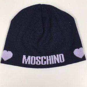 Moschino Heart Hat